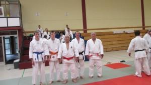Judo_Lehrgang 2014