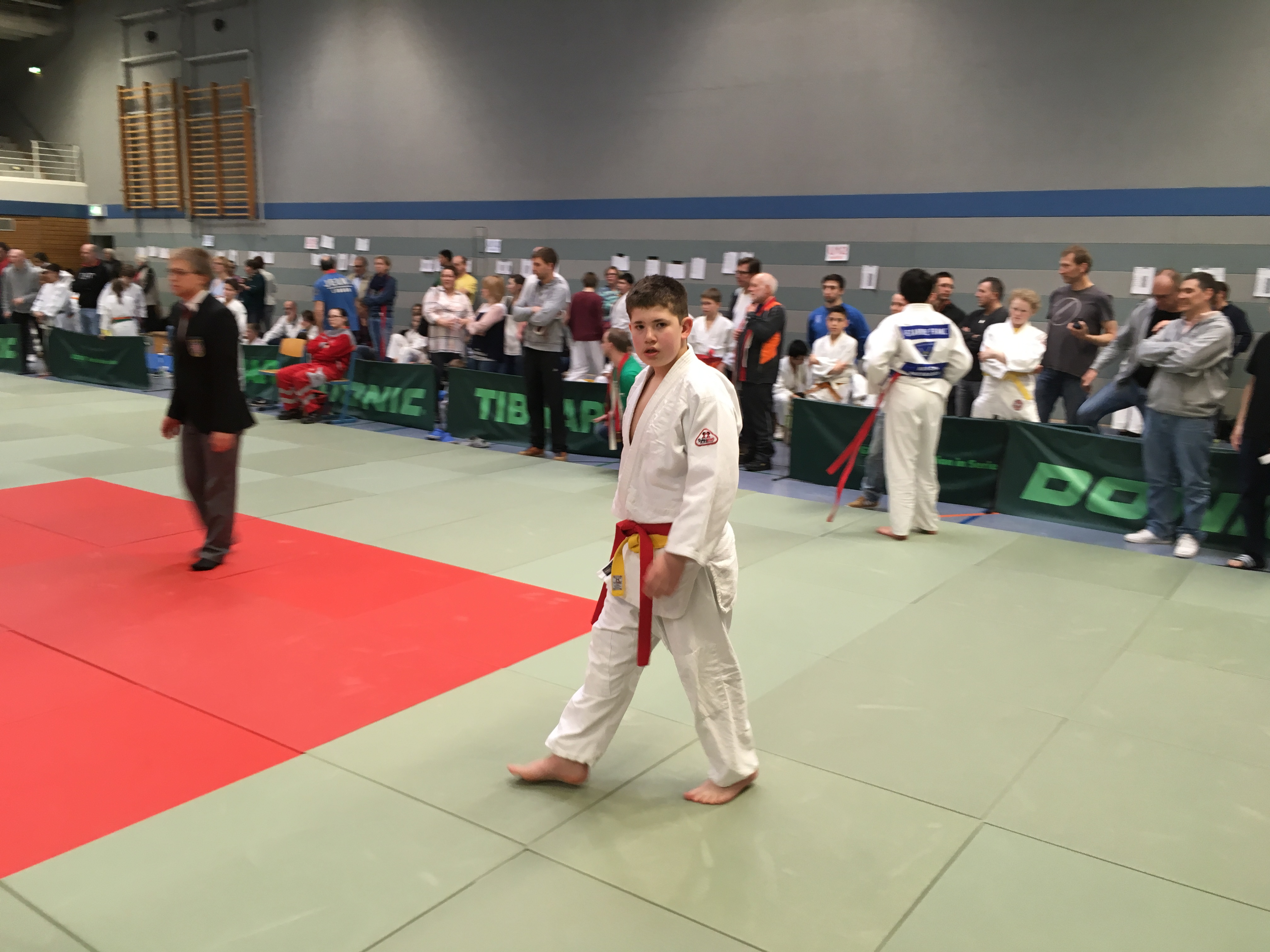 Lukas Endlein, U15, Rimbach Turnier 2017